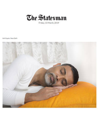 This World Sleep Day, take pledge to sleep right - The Statesman