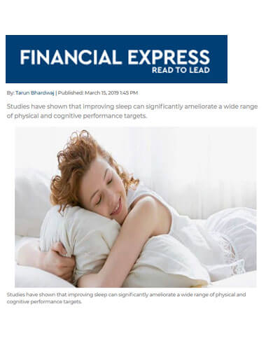 World Sleep Day_ Let healthy sleep be your commitment - The Financial Express