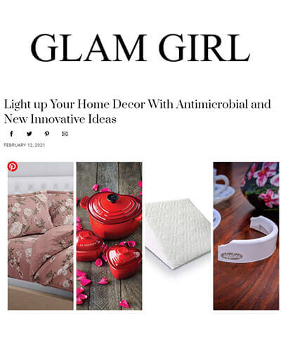 thomsen featured in glam girl